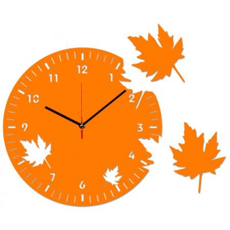 Часы настенные Осенние листья 1-0248
