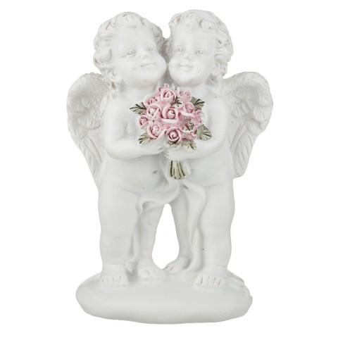 Фигурка Lefard Ангелы с букетом