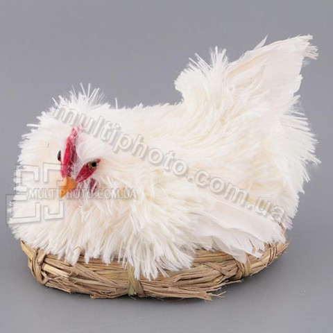Декоративная статуэтка Lefard Курица 23см