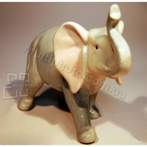 Керамическая статуэтка Lefard слон