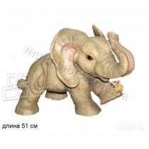 Декоративная статуэтка Дружба слоненка 51 см