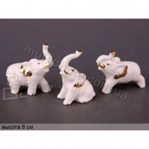 Набор фигурок Три слона