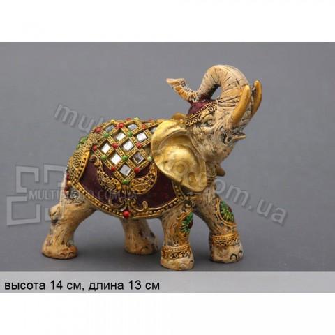 Статуэтка декоративная Индийский слон
