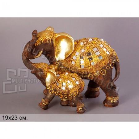 Декоративная статуэтка Золотое время