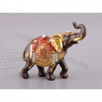 Фигурка Украшенный индийский слон