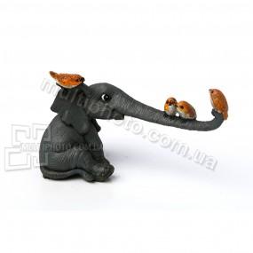 Декоративная фигурка слона Милый друг