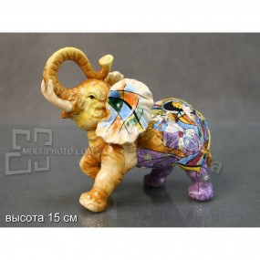 Фигурка декоративная Милый слоник