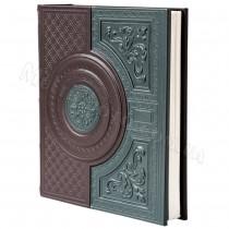 Кожаный фотоальбомы ручной работы Макей 520-08-41 Венеция