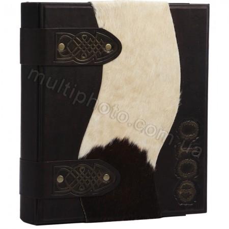 Кожаный фотоальбомы ручной работы Арт-кажан 720-20-23