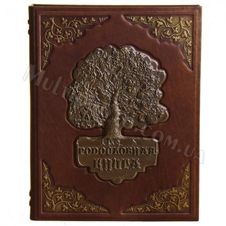 Родословная книга семьи Арт-Кажан 620-11-61 с литьем