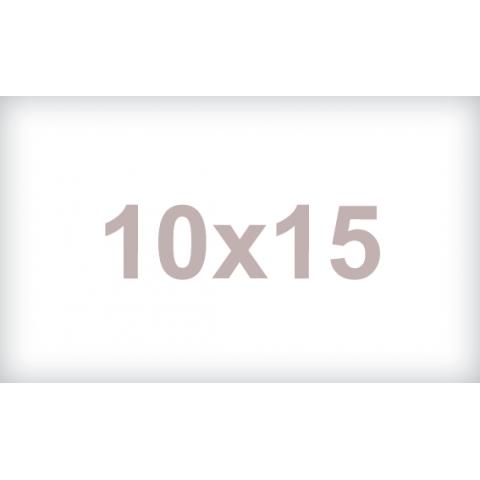 Печать фото размер 10x15