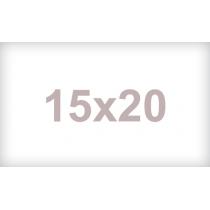 Печать фото размер 15x20