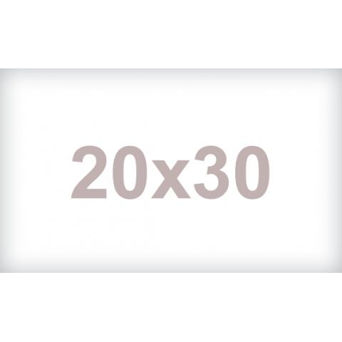 Печать фото размер 20x30