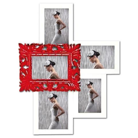 Мультирамка EVG ART 1530 Red Collage 5