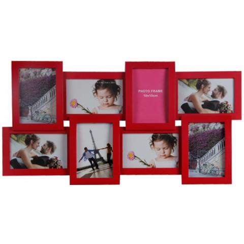 Мультирамка EVG BIN 1122763 RED Collage 8