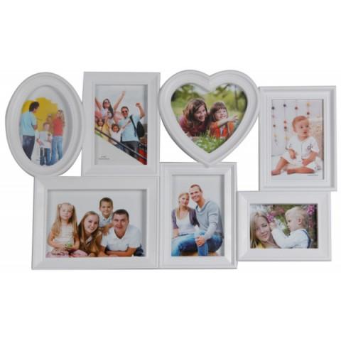 Мультирамка EVG BIN 1122947 WHITE Collage 7
