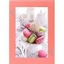 Фоторамка деревянная розовая Руноко