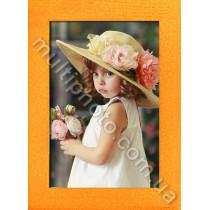 Фоторамка деревянная персиковая Руноко