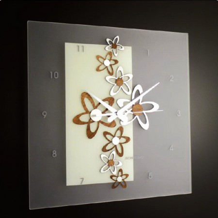 Настенные часы Incantesimo 076 NC