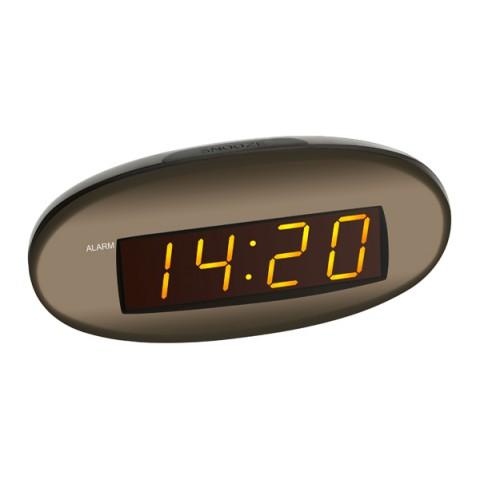 Часы-Будильник TFA сетевой 602005