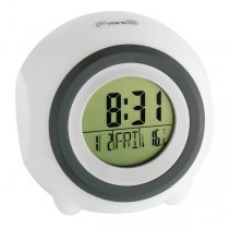 Часы-Будильник-светильник TFA Хамелеон 602007
