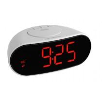 Часы-Будильник TFA сетевой 602505