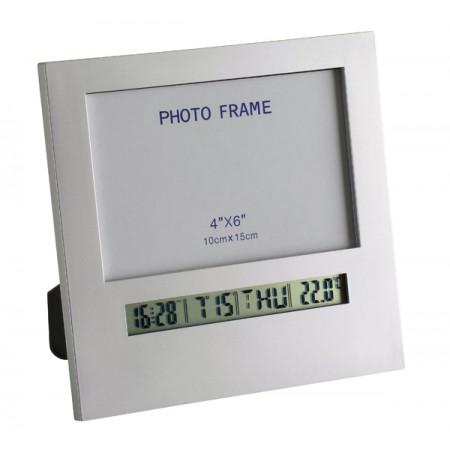 Часы-Будильник TFA фоторамка 981029