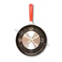 Часы настенные Runoko Сковородка