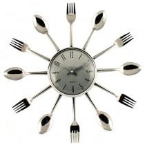 Часы настенные Runoko Вилки ложки