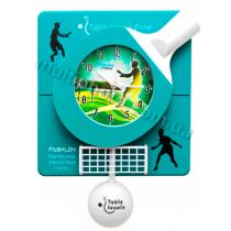 Часы настенные Runoko Настольный теннис