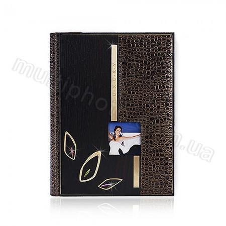 Кожаный фотоальбом Inobili Luxury LUx 35x35см