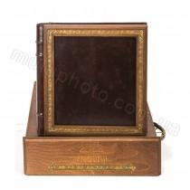 Кожаный фотоальбом Inobili Amalfi M44 30x30см