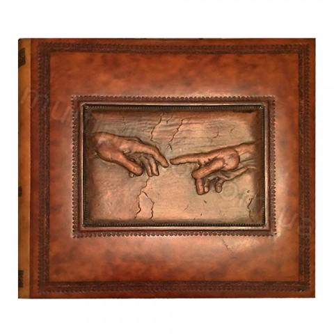 Кожаный фотоальбом Inobili Michelangelo M47 44x44см