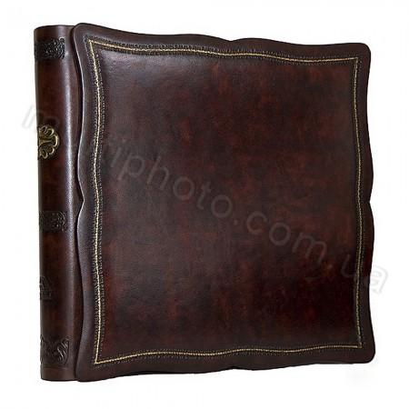 Кожаный фотоальбом Inobili Luigi xIV M53 24x30см