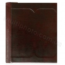 Кожаный фотоальбом Inobili Gubbio M6 24x30см