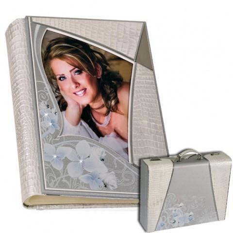 Кожаный фотоальбом Inobili Colonia M80 35x45см