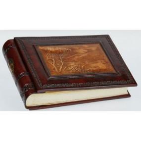 Альбом для фото кожаный AL18652001 Vesuvio Florentia 19x14 см