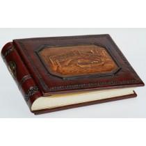 Альбом для фото кожаный AL18637001 Rialto Bridge Florentia 19x14 см
