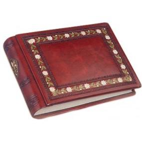 Альбом для фото кожаный AL18270026 Дейси Florentia 19x14 см