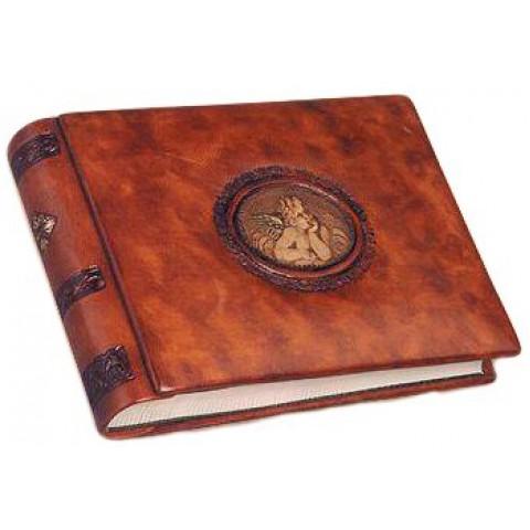 Альбом для фото кожаный AL18603010 Рафаело Florentia 19x14 см