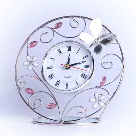 Часы зеркальная бабочка 300-CK