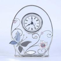 Часы колокольчики зеркальная бабочка 320-CK