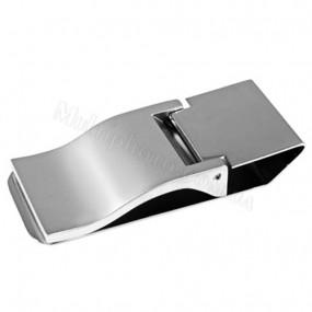 Зажим для грошей металлический Elite B8483