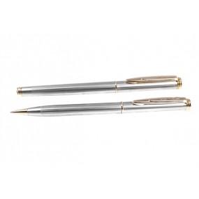 Набор ручка шариковая и роллер Pierre Cardin PC0801BP/RP
