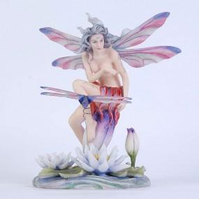 Статуэтка Veronese фея-повелительница ветра 73243
