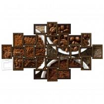 Фоторамка Руноко Форт-L Золотой Шоколад на 29 фото