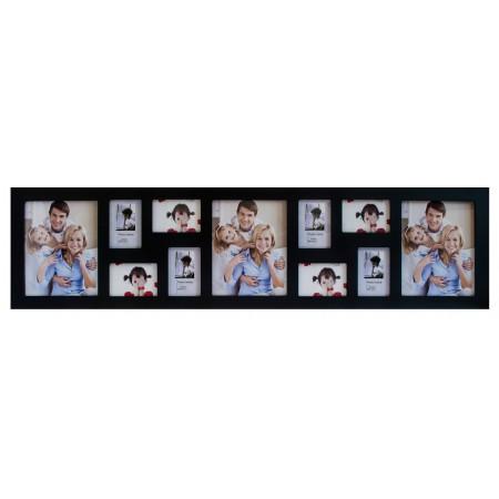 Мультирамка Ultima Long на 11 фото 120x30 см
