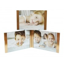 Мультирамка Runoko Gold 3 на 3 фото 20x30 см