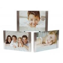 Мультирамка Runoko Silver 3 на 3 фото 20x30 см