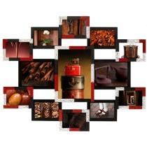 Мультирамка Симметрия Дуx Японии на 13 фото Руноко 85x70 см